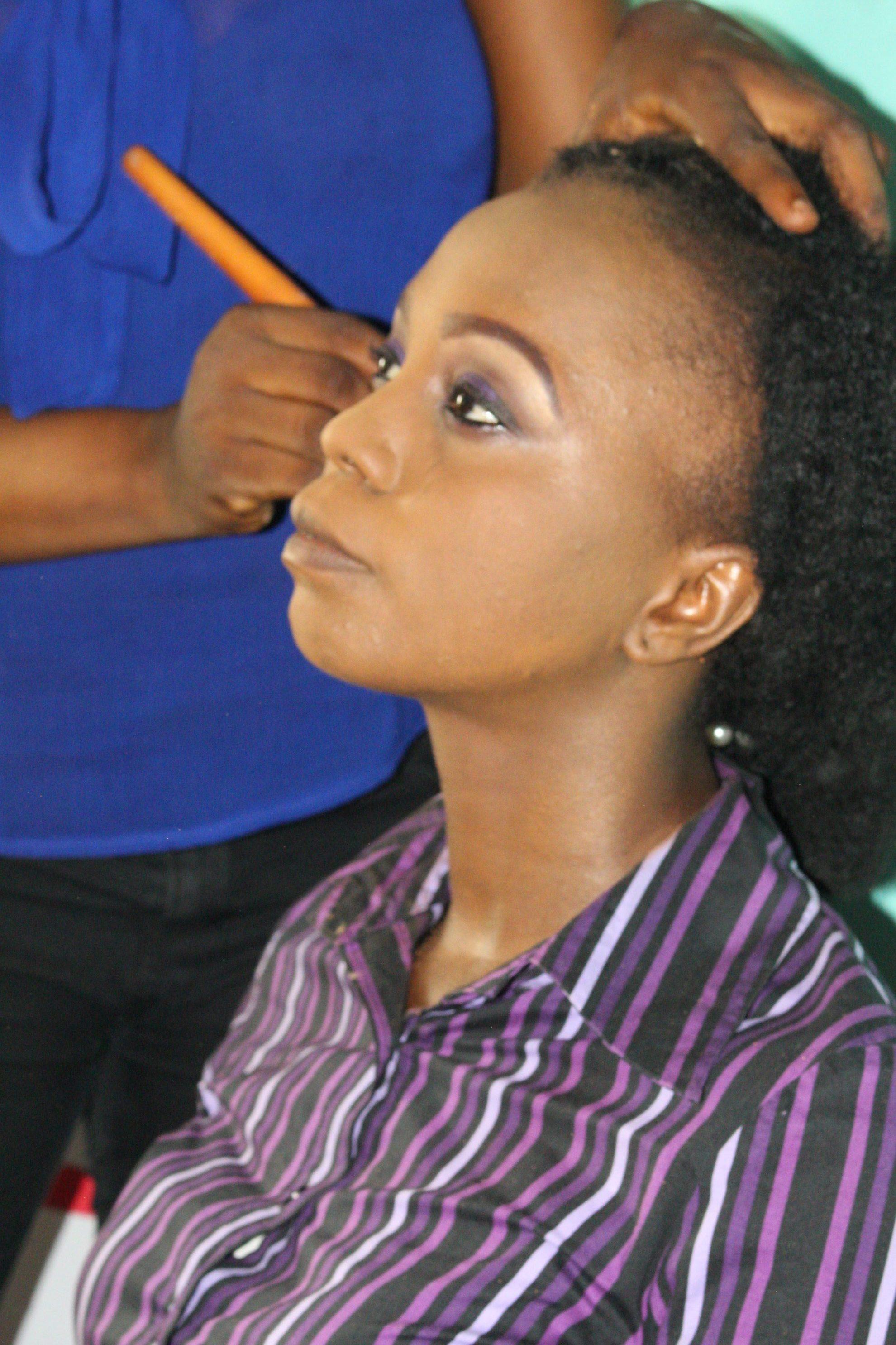 Cakasa Ebenezer Trains Widows And Vulnerable Women On Life Skills